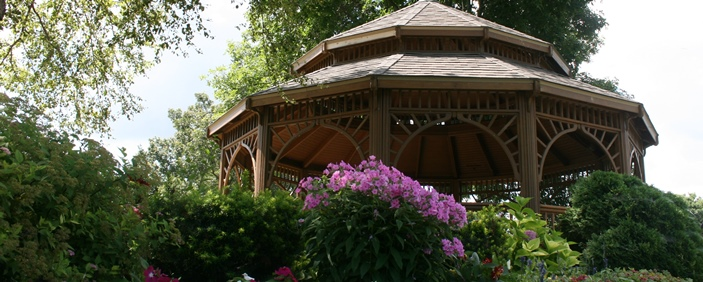 Winnequah Park Gazebo