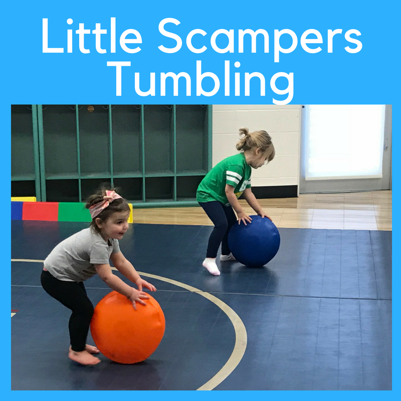 Little Scampers Tumbling