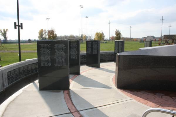 County Veterans Memorial