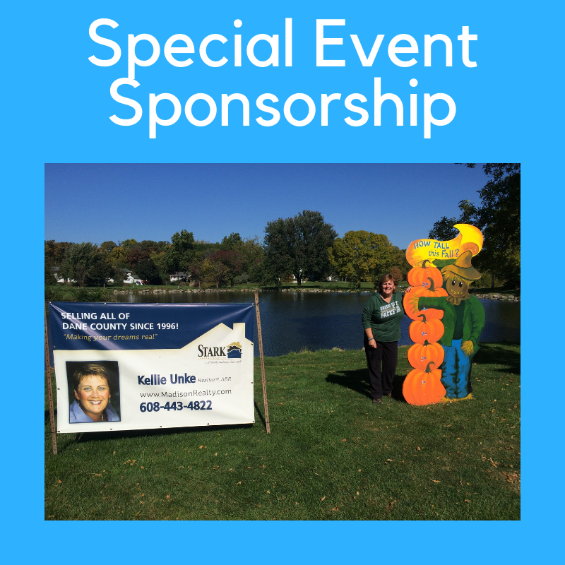 Special Event Sponsorship