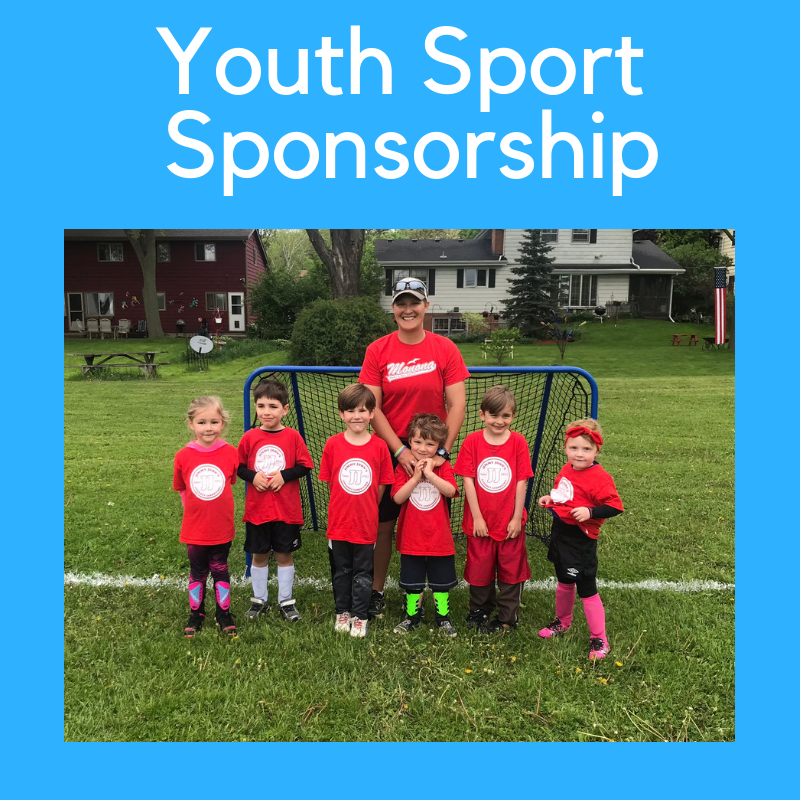 Youth Sports Sponsor