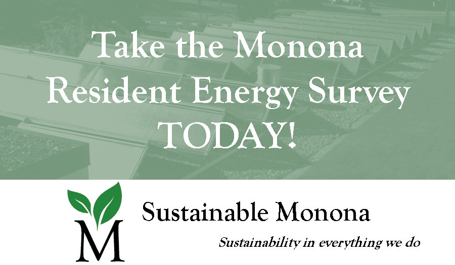 Take the Resident Energy Survey Today